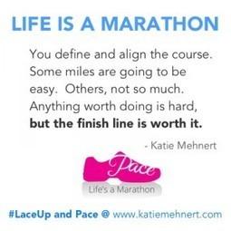 Conversations with Global Women Leaders: Katie Mehnert on Life as a Marathon   Leading Virtual Teams   Scoop.it