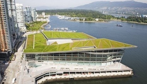 9 Examples of Building-Integrated Vegetation | PowerHouse Growers | Green Buildings & Architecture | PowerHouse Growers | Urban Agriculture and Design | Scoop.it