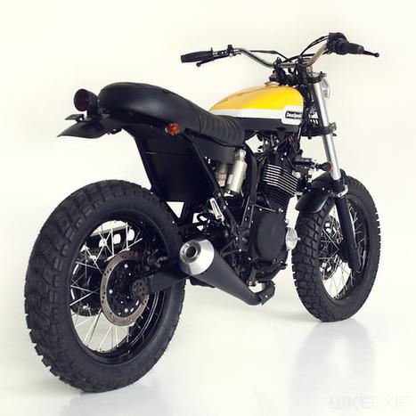 Deus Bali Suzuki DR650 | Life, The Universe & Everything.... | Scoop.it