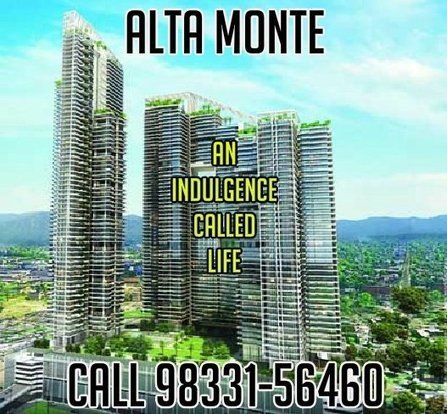 Alta Monte Malad Mumbai | Real Estate | Scoop.it