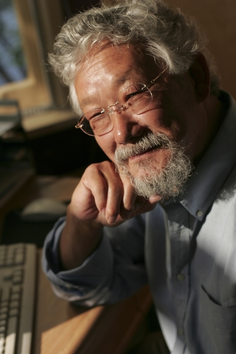 David Suzuki: 24 Hours of Reality speaks up about climate change | Climate change challenges | Scoop.it