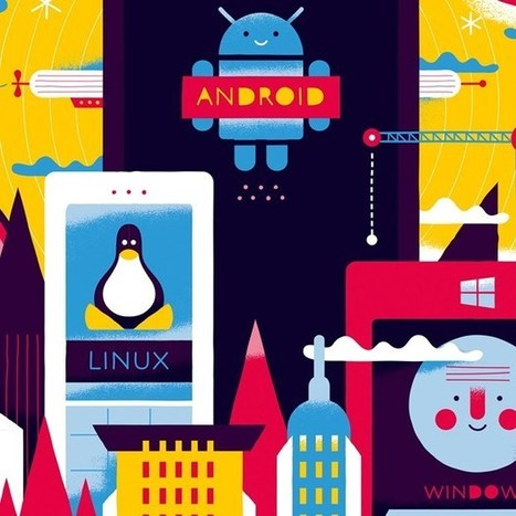 Android becomes the new Linux (Wired UK) | MUSIC:ENTER | Scoop.it