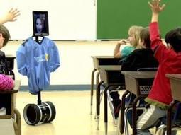 Melfort school uses robot for new pilot project | News Talk 650 CKOM | Transhumanism Network | Scoop.it