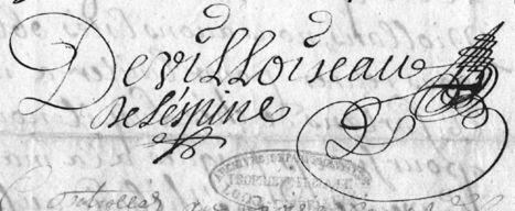 #Geneatheme - de Lespine généalogique | GenealoNet | Scoop.it
