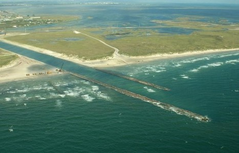 Port Aransas North Jetty offers angler adventure | Texas Coast Living | Scoop.it