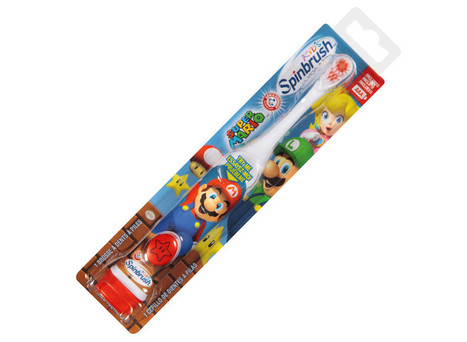 Why Nintendo thinks electric toothbrushes are a key to its future | Transmedia Storytelling meets Tourism | Scoop.it