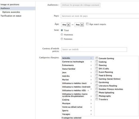 Comment recruter efficacement des fans avec Facebook Ads ? - Mikael Witwer | Réseaux marketing | Scoop.it