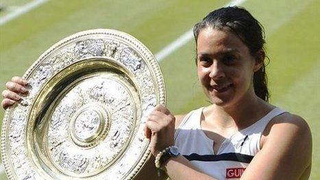 Tennis - US Open 2013: Marion Bartoli nel team Eurosport | Marion Bartoli joins #TeamEurosport | Scoop.it