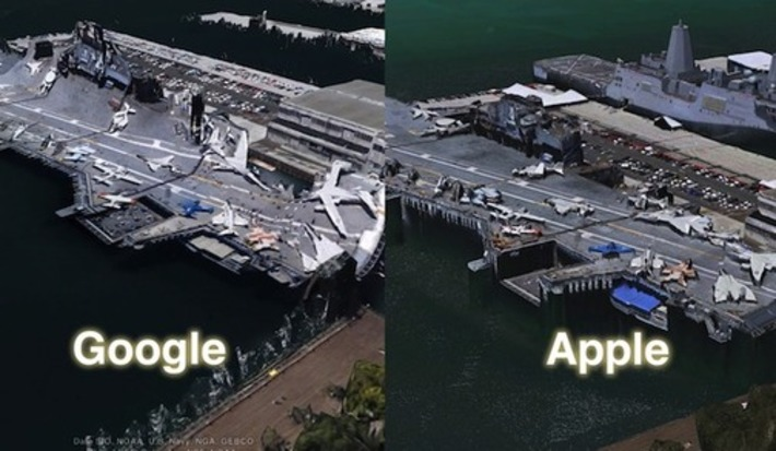 Apple's 3D maps look much better than Google's | Machinimania | Scoop.it