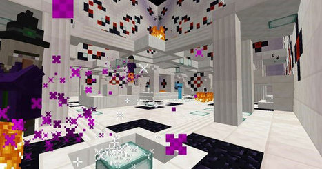 Just Another Boss Fight Map for Minecraft 1.8.1/1.8   Minecraft   Scoop.it