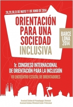 "I Congreso internacional ""Orientación para una sociedad inclusiva"" 