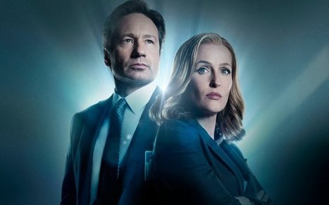 Gillian Anderson: I Was Offered Half Duchovny's Pay for 'The X-Files' Revival | Women of The Revolution | Scoop.it
