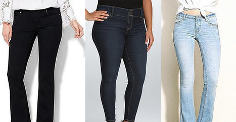 14 Denim Brands Tall Girls Recommend | Jeans Fashion | Scoop.it
