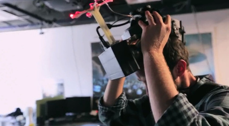 Is Virtual Reality The Future Of Journalism? | Transmedia Production (by Uzzi) | Scoop.it