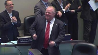 Le maire de Toronto se déchaîne sur Bob Marley | Politiquement votre | Scoop.it