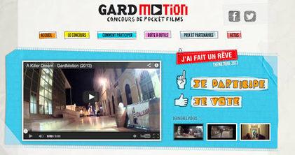 LUDOVIA TV: Gardmotion, concours de pocket films pour les jeunes | GardmotionRP | Scoop.it