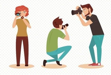 5 secretos para lograr mejores fotografías | Educacion, ecologia y TIC | Scoop.it
