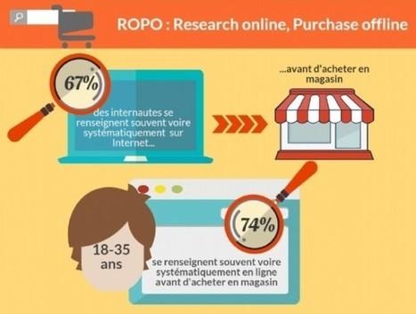 E-commerce : le comportement des consommateurs français en 2016 | Marmite Web Marketing | Scoop.it