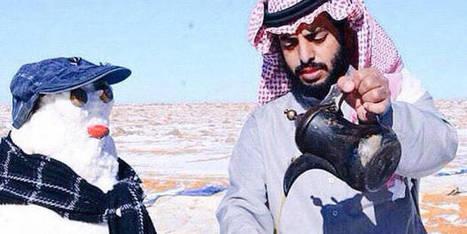 Un prédicateur saoudien interdit les bonshommes de neige | Archivance - Miscellanées | Scoop.it