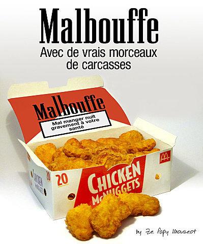 Malbouffe : encore un peu de rab ?   Ca m'interpelle...   Scoop.it