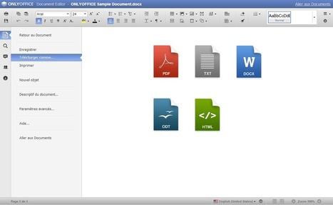 ONLYOFFICE Desktop | Programmes gratuits et sites pratiques | Scoop.it