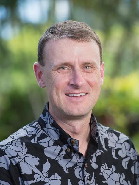 Travaasa Hana names David MacIlwraith of Volcano House to general manager | Honolulu Business News | Scoop.it