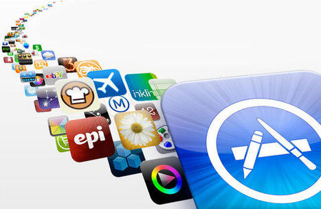 The top iPhone and iPad apps on App Store   Apps   Scoop.it