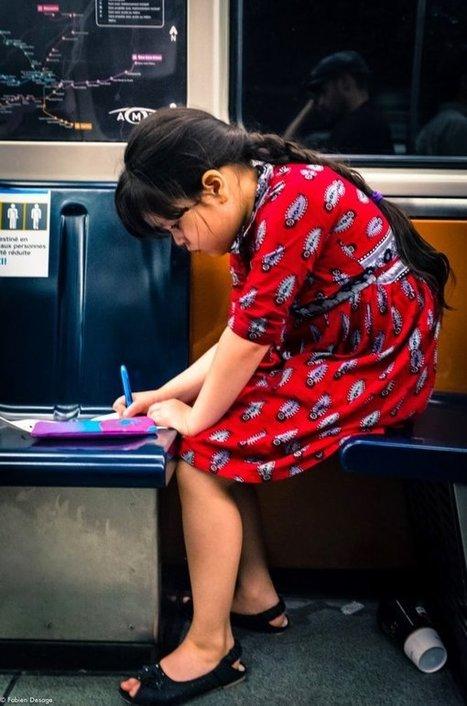 « Enfantillages » : photographier les enfants (et leurs parents) dans l'espace public - Métropolitiques | Société | Scoop.it