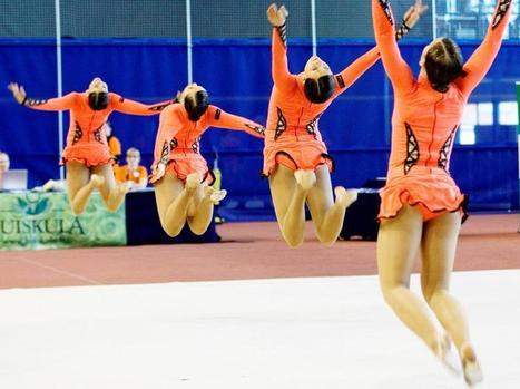 Onko tyttöjen voimistelu liian kilpailuhenkistä | voimistelu | Scoop.it