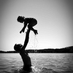 Photography Inspiration: Father's Day in BW | Abduzeedo | Graphic Design Inspiration and Photoshop Tutorials | Digital-News on Scoop.it today | Scoop.it