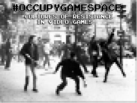 Dérive: Exploring Video games and the Situationist Legacy. (Part1). | Game Art & Politics | Scoop.it