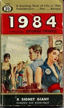 Ma journée en prison pour avoir lu 1984 dans le métro | NON-STOP : L'actualité 24h sur 24 | Scoop.it