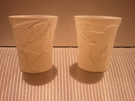 Weekly cup nr10 - world cup [by studiospass] by joris - Thingiverse   3D Product Design   Scoop.it
