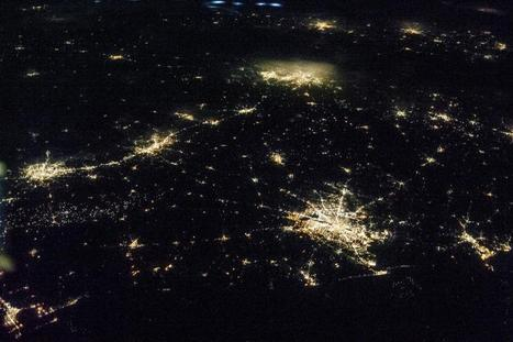 Nighttime Image of Texas Cities | Politically Incorrect | Scoop.it