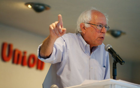 Bernie Sanders Lays Down 2016's New Electoral Math - The Nation. | CLOVER ENTERPRISES ''THE ENTERTAINMENT OF CHOICE'' | Scoop.it