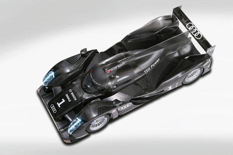 Audi R18 le mans | Art, Design & Technology | Scoop.it