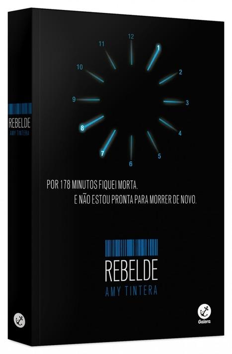 """Ler e Imaginar   Galera Record divulga a continuação de """"Reboot"""", da Amy Tintera   Ficção científica literária   Scoop.it"""