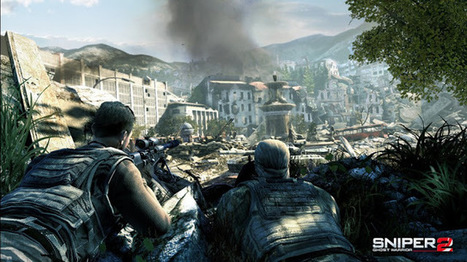 Of Interest to Me: Sniper Ghost Warrior 2 release date moved to 2013   Fuck Yeah Video Games   Scoop.it