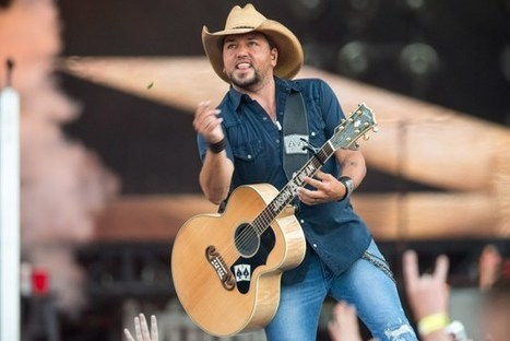Jason Aldean's They Don't Know Is His Third All-Genre No. 1 | Country Music Today | Scoop.it