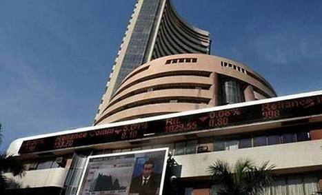 BSE Sensex extends gains by 290 pts as Indian rupee rebounds to 65-level ... - Financial Express | AP Macro Goon Squad | Scoop.it