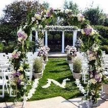 Garden Wedding Theme Favors and Decoration Ideas | Wedding Photography | Scoop.it