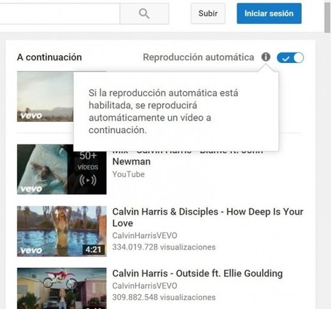 15 Geniales Trucos de Youtube que nadie conocía y que te cambiarán la vida   IncluTICs   Scoop.it