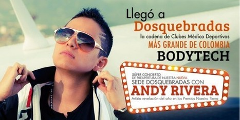 Andy Rivera | Sitio Oficial de Andy Rivera | Artistas y musica | Scoop.it