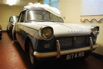 One VERY careful owner: 1961 car for sale with just 20 miles on the clock - The Independent | Classified Websites In Pakistan | Scoop.it