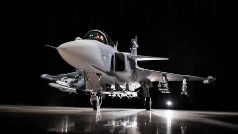 Remplacement des F16: avec le Gripen E, Saab veut rivaliser avec les géants de l'armement | DEFENSE NEWS | Scoop.it