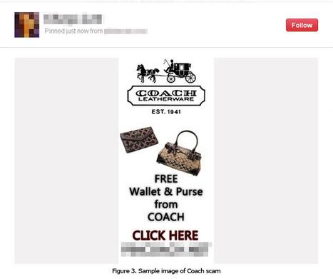 Pinterest Scams: Free Starbucks, Red Velvet Cake Photos, and More | Everything Pinterest | Scoop.it
