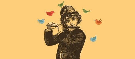 Cómo ganar followers en Twitter sin utilizar Twitter - 40deFiebre | Links sobre Marketing, SEO y Social Media | Scoop.it