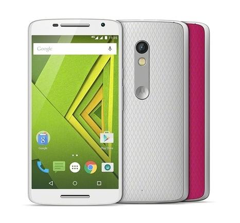 Un Smartphone avec une autonomie record, le Motorola moto x Play :   Tuitec   Scoop.it