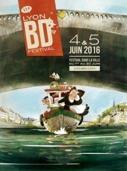 Lyon fête la BD! - Actua BD: l'actualité de la bande dessinée | Le Mac LYON dans la presse | Scoop.it