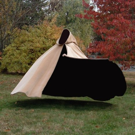 Want To be Invisible Use MAGICAL CLOAK - Voniz Articles | Tech News Voniz Articles | Scoop.it
